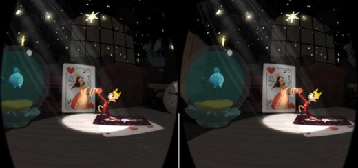 Google Virtual Reality Doodle